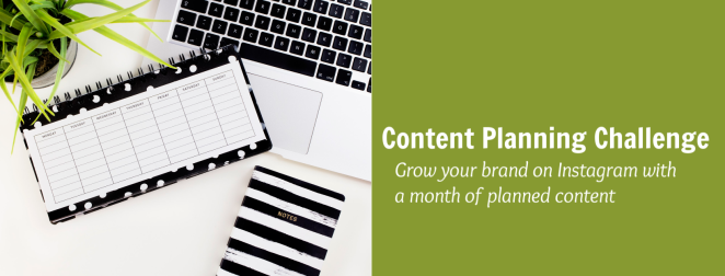 Content Challenge - Blog Header